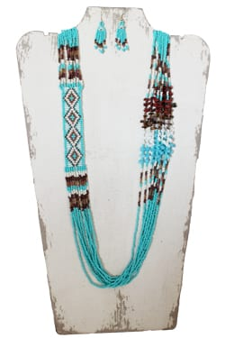 Turquoise/Western Sets