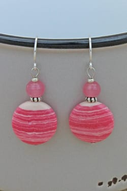 Organix- Handcrafted Semi Precious Earrings